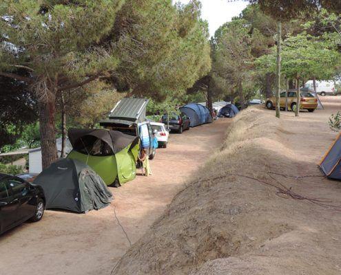 El Carlitos camping Arenys